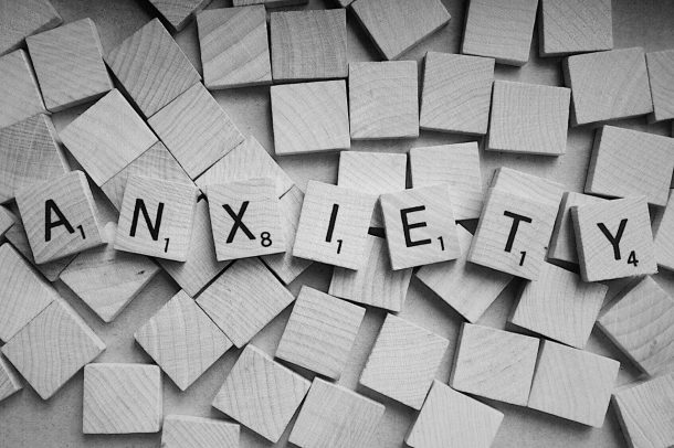 anxiety in business